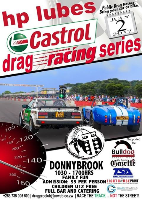 Second Drag Race of 2017
