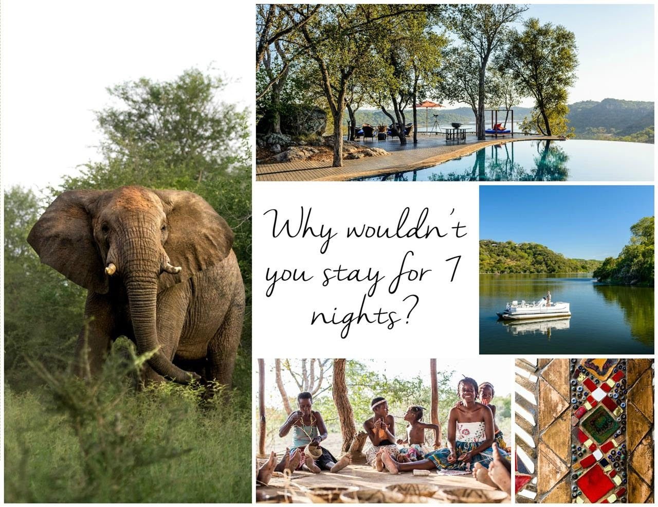 Singita Pamushana - Stay for 7, Pay for 5