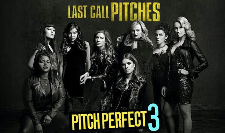 SK Girlfriends Getaway: Pitch Perfect 3