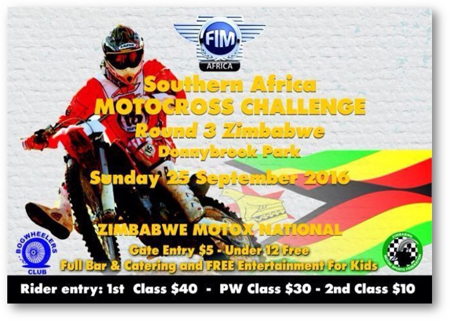 Southern Africa Motocross Challenge
