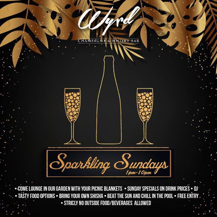 Sparkling Sunday's