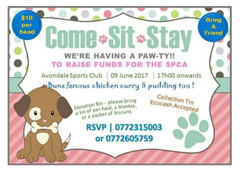 SPCA Event