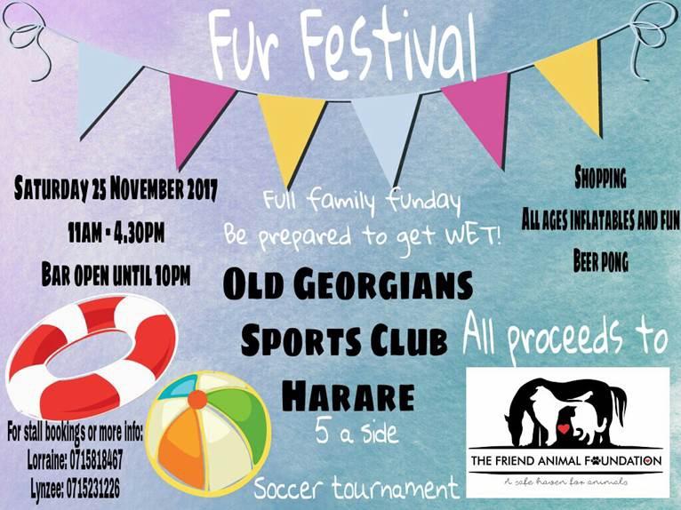 SPCA Fur Festival