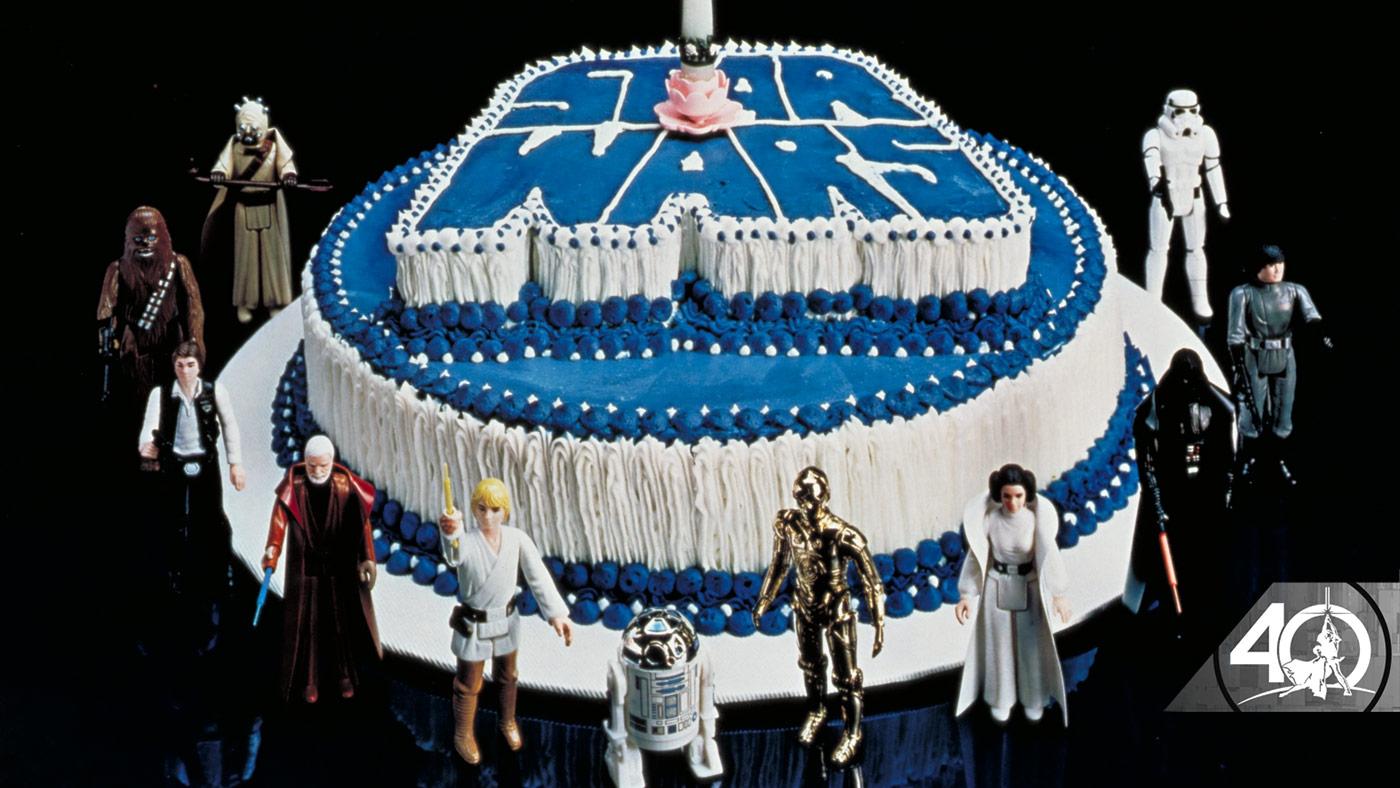 Star Wars Binge Weekend.