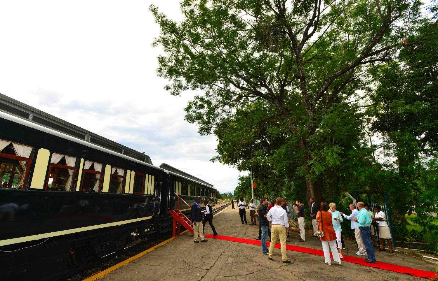 Steam Train, Bridge And Dinner Experience
