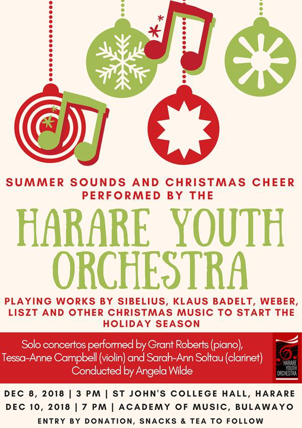 Summer Sounds and Christmas Cheer - 8 December 2018