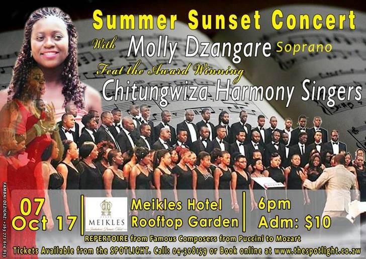Summer Sunset Concert