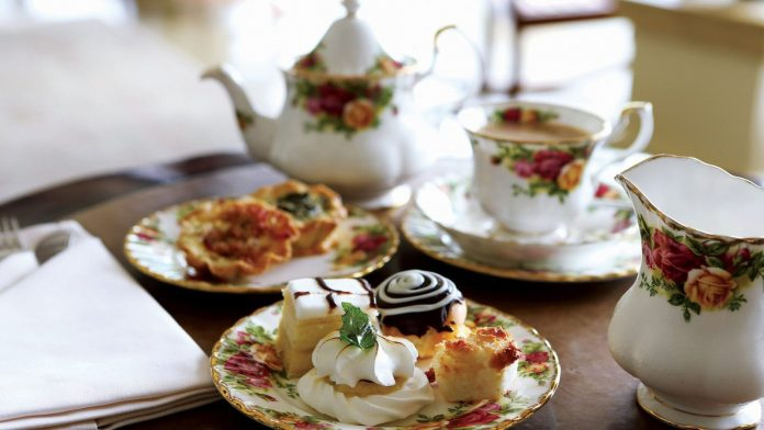 Sunday High Tea With Performance By Soprano Molly Dzangare