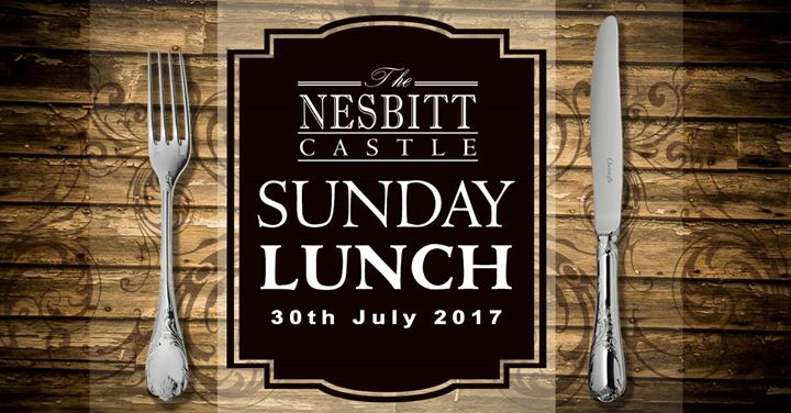 Sunday Lunch at The Nesbitt Castle