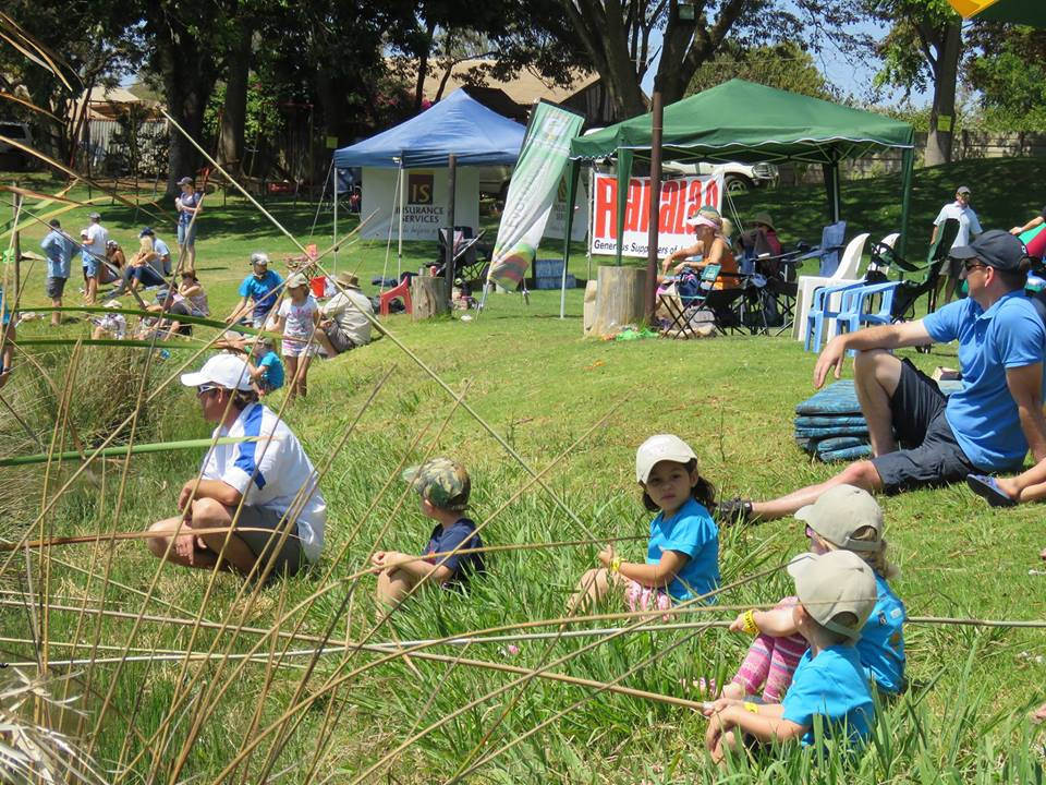 Sunshine Kids Classic Fishing Competition
