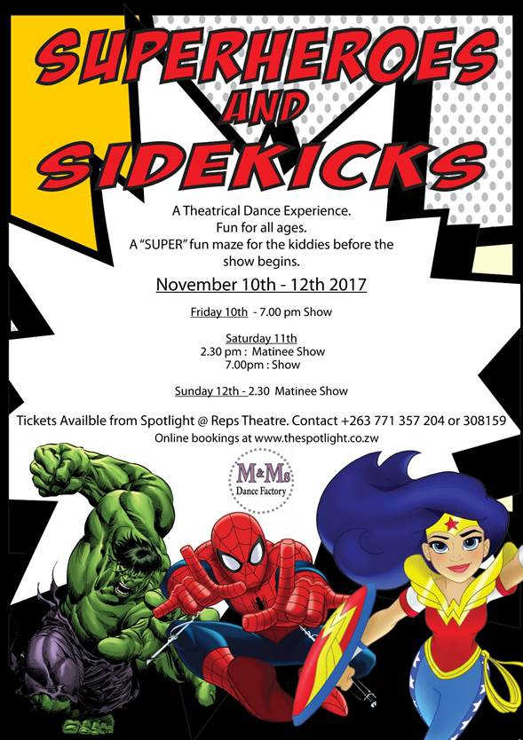 Superheroes and Sidekicks
