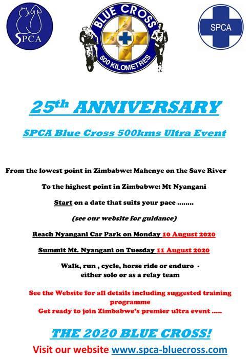 The 2020 Blue Cross Ultra Event