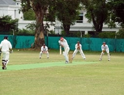 The Annual St George's College 20/20 Cricket Festival.