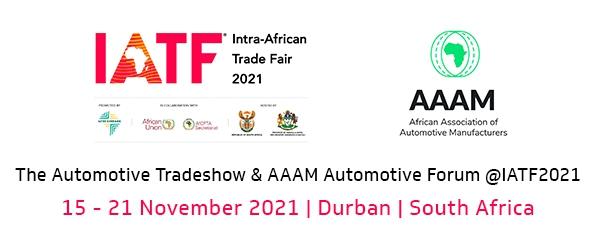 The Automotive Tradeshow and The Automotive Forum at IATF2021