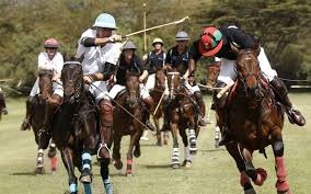 The Carnival Cup Polo Tournament.