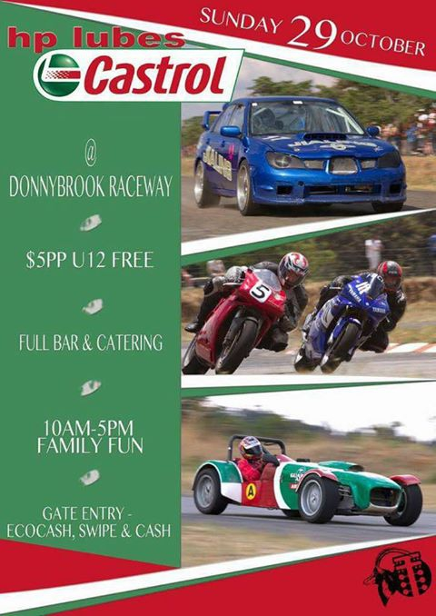 The Fourth And Final  Circuit Racing At Donnybrook Raceway