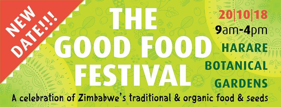 The Good Food Festival at Botanical Gardens