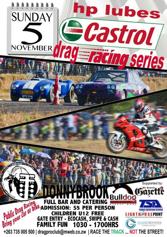 The Grand Finale hp lubes Castrol Drag Racing Series Of 2017