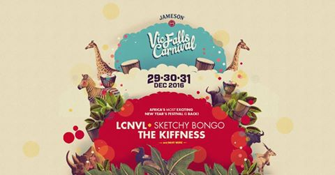 The Jameson Victoria Falls Carnival