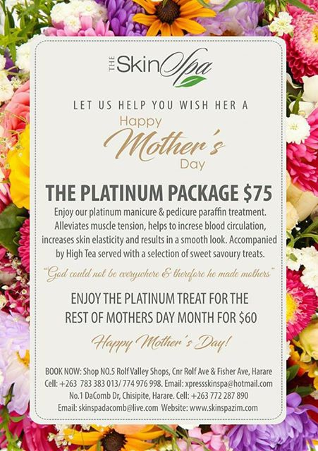 The Skin Spa Mother's Day
