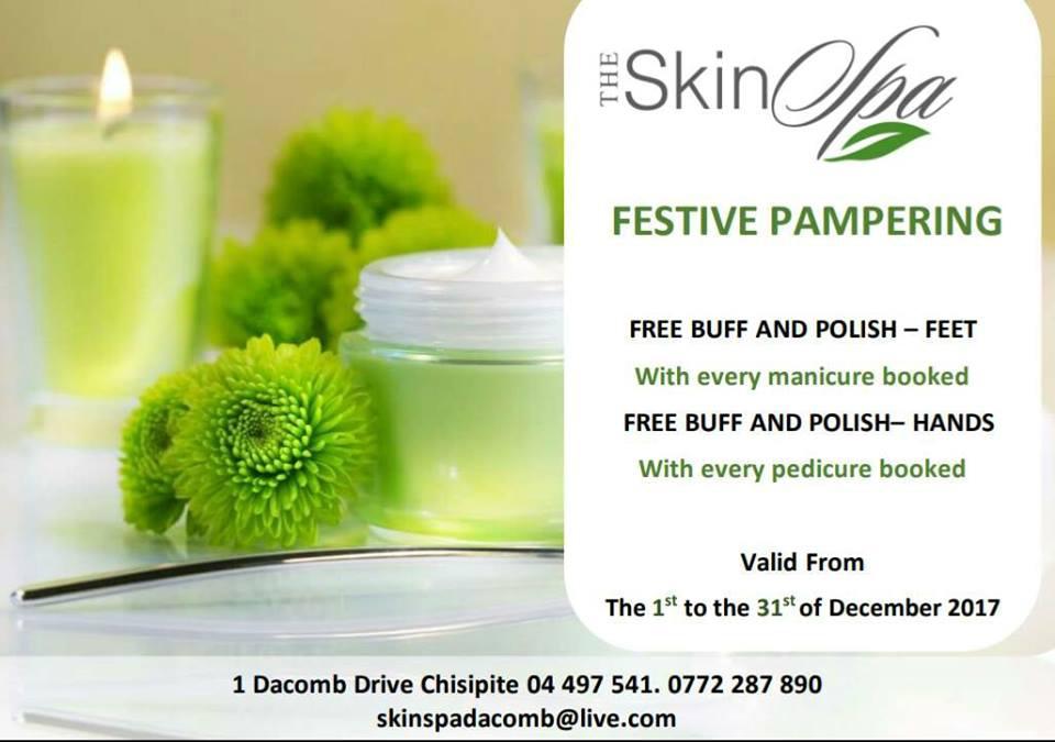 The Skin Spa Pampering Festival
