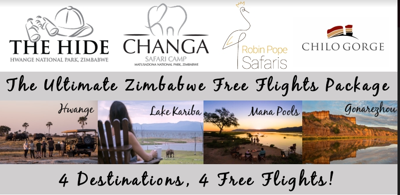 The Ultimate Zimbabwe Free Flights Package 2020