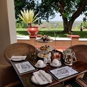 The Victoria Falls Hotel Christmas High Tea