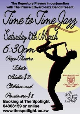 Time to Time Jazz 10th March