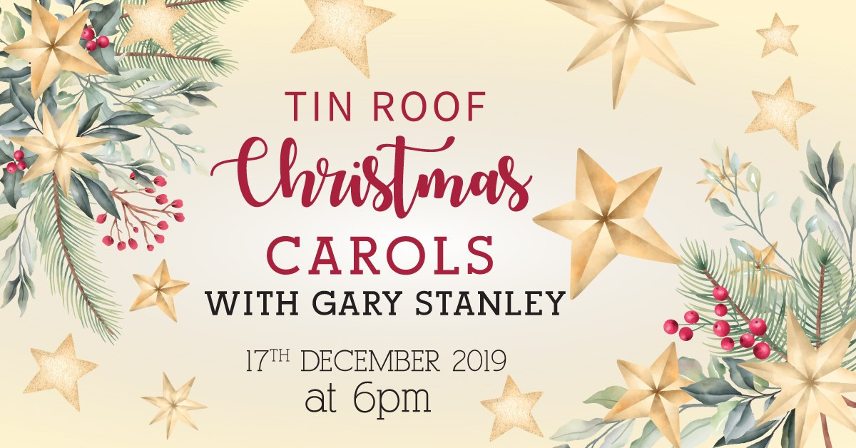 Tin Roof Christmas Carols