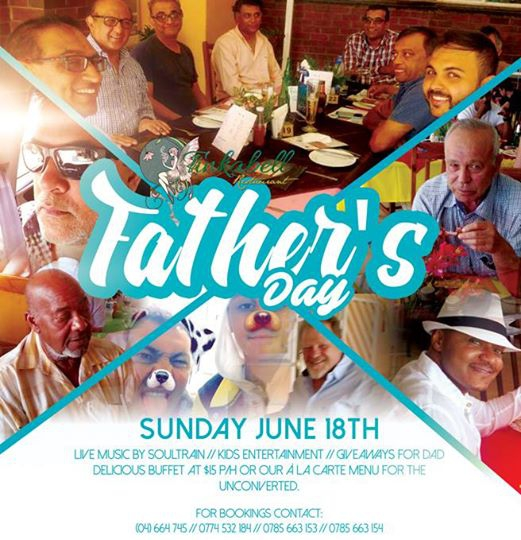 Tinkabell Fathers day