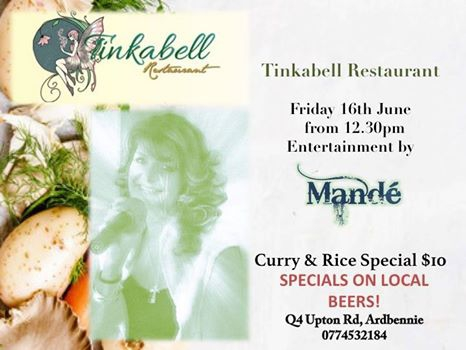 Tinkabel Restaurant Event