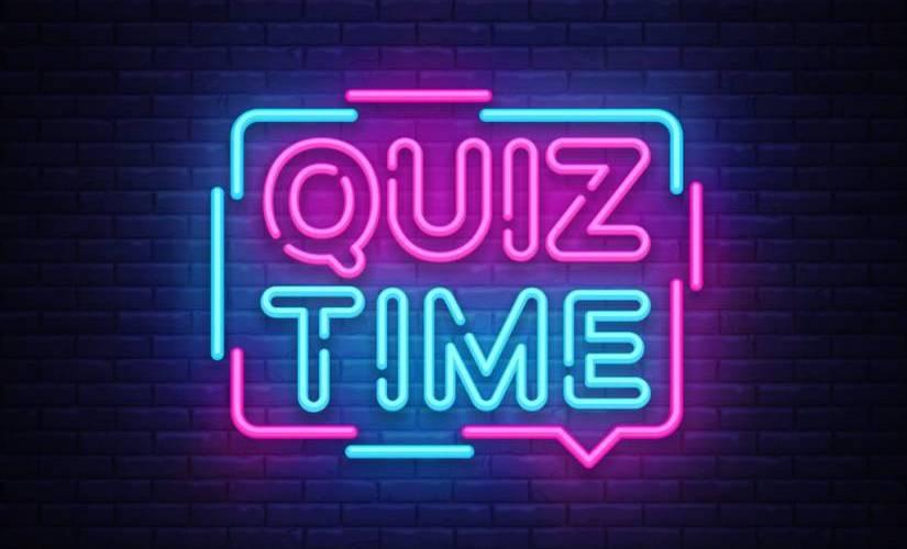Tourism Quiz Night 2020