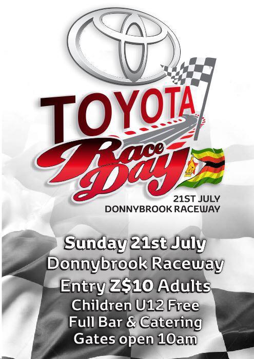 Toyota Race Day