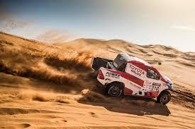 Toyota Zimbabwe Third Race