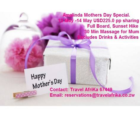 Amalinda Mothers Day Special