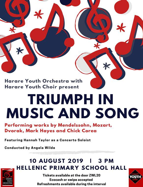 Triumph In Music And Song Concert