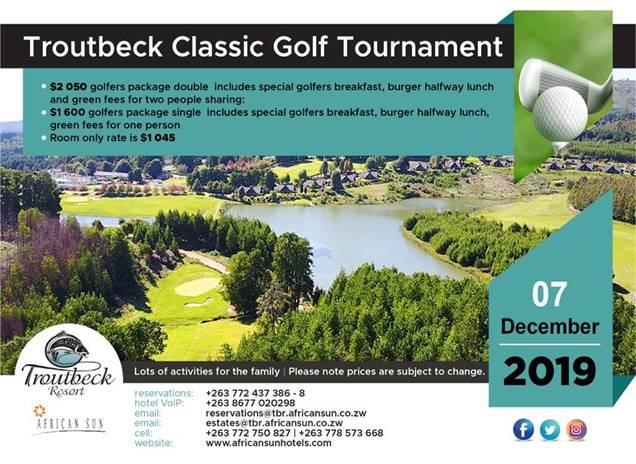 Troutbeck Classic Golf Tournament