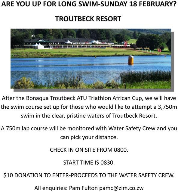 Troutbeck Swim