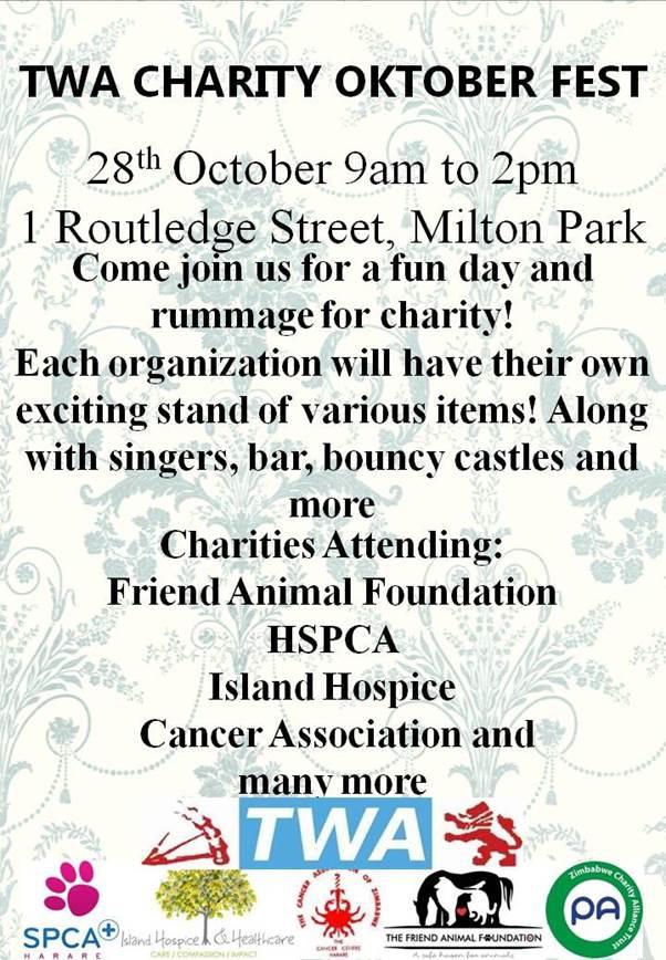 TWA Charity Oktober Fest