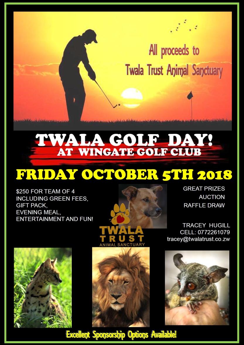 Twala Golf Day
