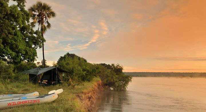 Upper Zambezi Multi Day Canoe Safari - Set 2018 Departure Date
