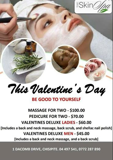 Valentine Day At Skin Spa