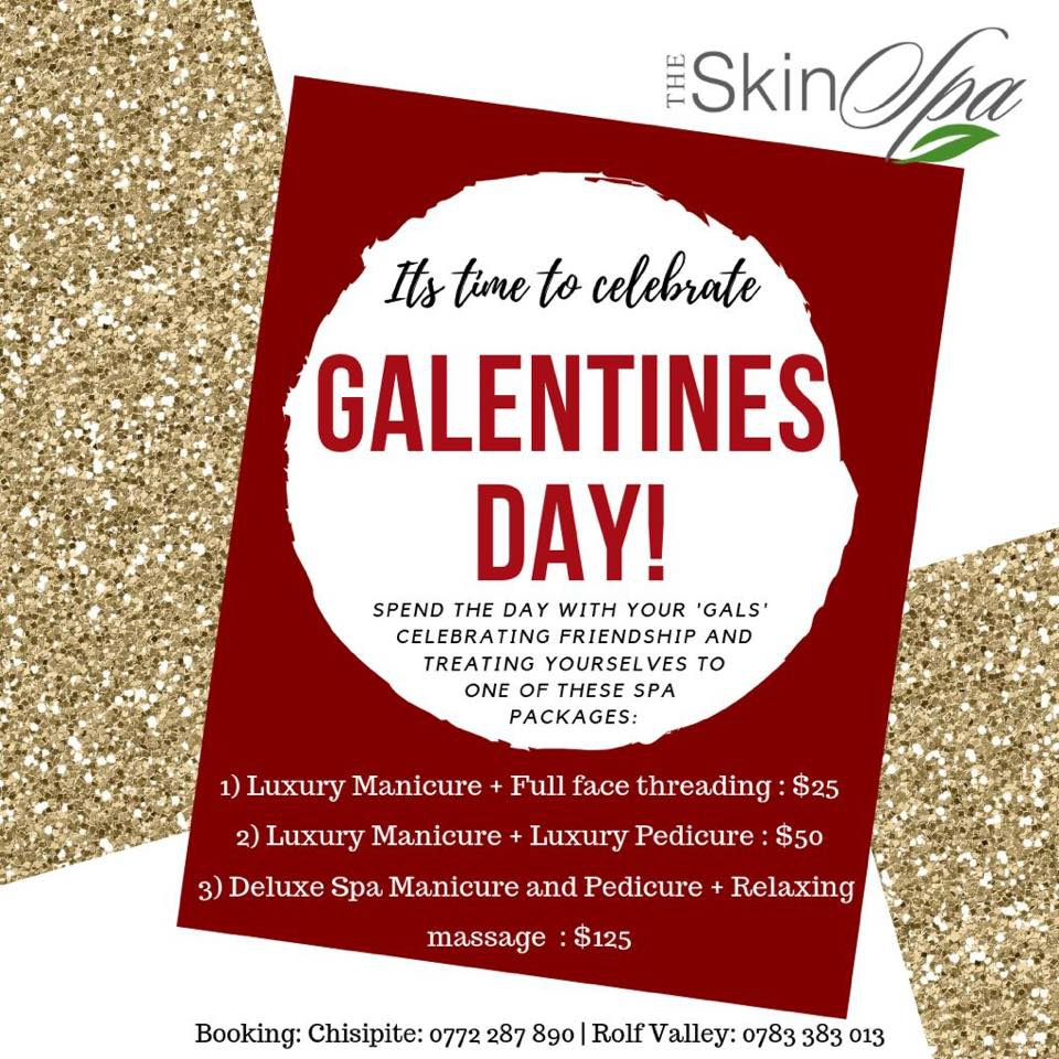 Valentine Day At The Skin Spa
