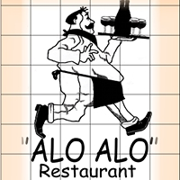 Valentine's Day At Alo Alo Restaurant
