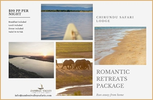 Valentine's Romantic Retreat Package