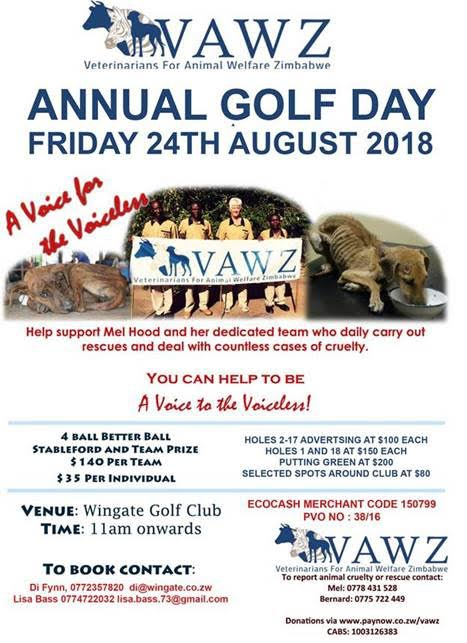 VAWS Annual Golf Day