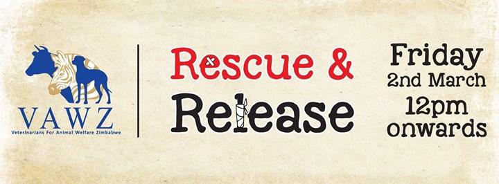 VAWZ 'Rescue & Release' Fundraiser