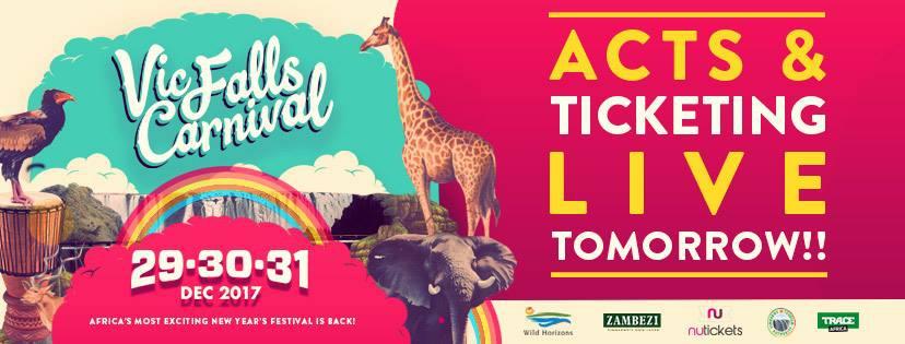 Victoria Falls Carnival 2017