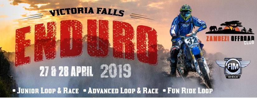 Victoria Falls Enduro 2019