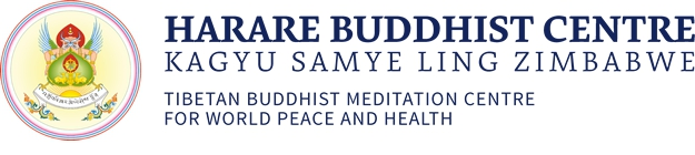 Visit to Harare by Tibetan Buddhist High Lamas.